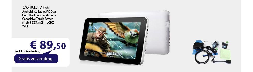 UU-tablet